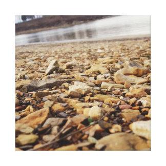 Lake Cumberland Up Close Canvas Print