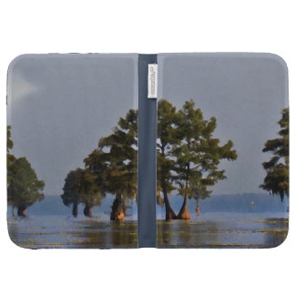 Lake Cypress Lanscape Kindle Cover