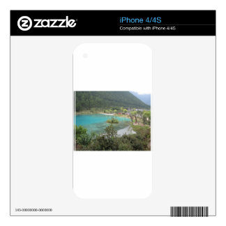 lake decals for the iPhone 4S