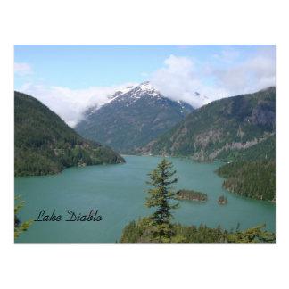 Lake Diablo Postcard