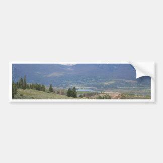 Lake Dillon Car Bumper Sticker