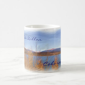 Lake Dillon Colorado mug
