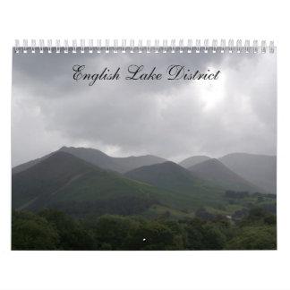 Lake District Calendar