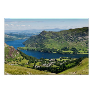 Lake_district_cumbria_england 2 poster FROM 14.95