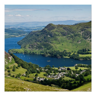 Lake_district_cumbria_england 2 poster FROM 8.99