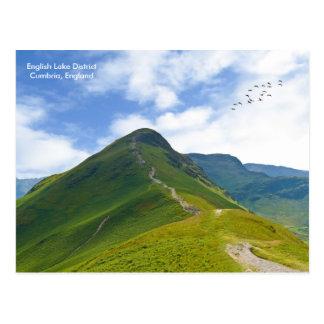 Lake District image for postcard