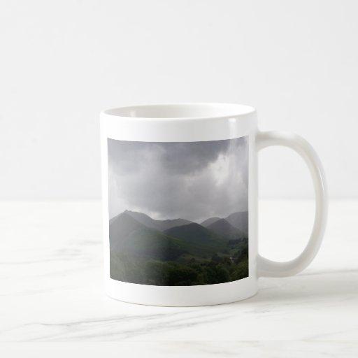 Lake District Mountains Mug