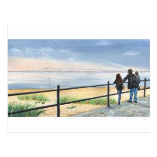 Lake District View Postcard