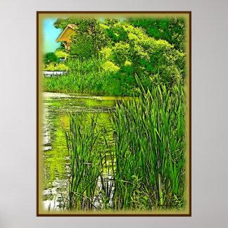Lake Dreaming Poster