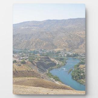 Lake Ducan4 Plaque