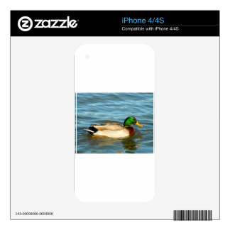 LAKE DUCK SKINS FOR THE iPhone 4S