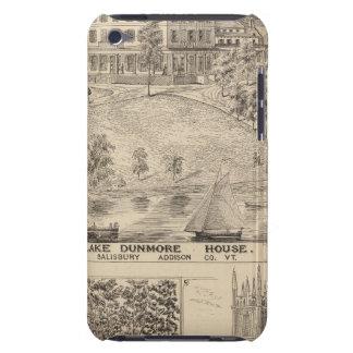 Lake Dunmore House in Salisbury iPod Case-Mate Case