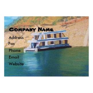 Lake Eildon Business Card Templates