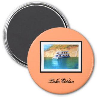 Lake Eildon Fridge Magnet