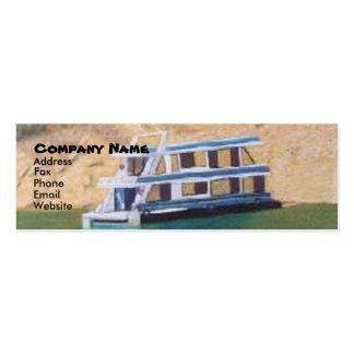 Lake Eildon Mini Business Card