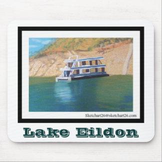 Lake Eildon Mouse Pad