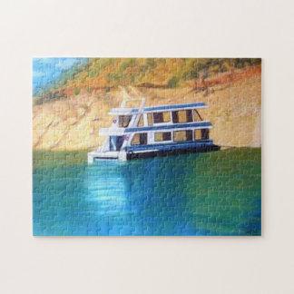 Lake Eildon Puzzle