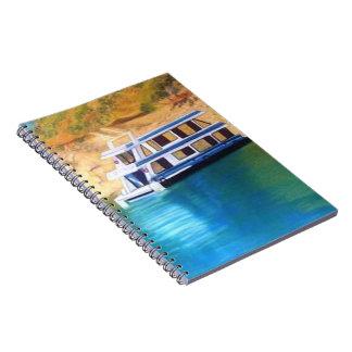 Lake Eildon Spiral Notebooks