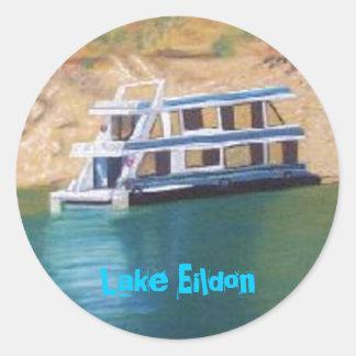 Lake Eildon Sticker