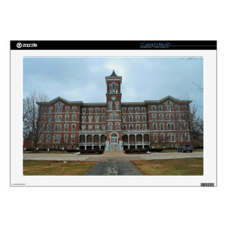 Lake Erie College-College Hall Laptop Decals