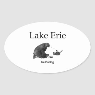 Lake Erie Ice Fishing Stickers