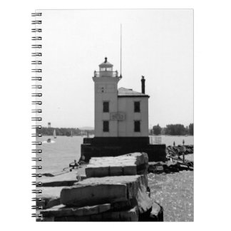 Lake Erie Lighthouse Notebook