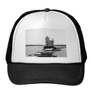 Lake Erie Lighthouse Trucker Hat