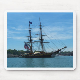 Lake Erie Old Ship Mouse Pad