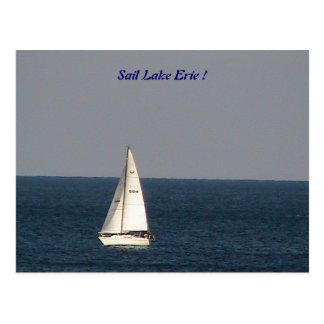 Lake Erie Postcard