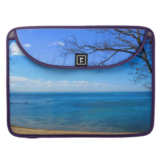 "Lake Erie - Rickshaw Macbook Pro 15"" jjhelene Sleeve For MacBook Pro"