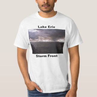 Lake Erie Storm front Shirt