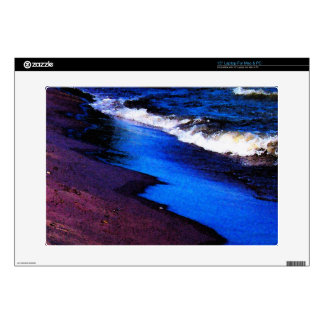 """Lake Erie Watercolor Skins For 15"""" Laptops"""