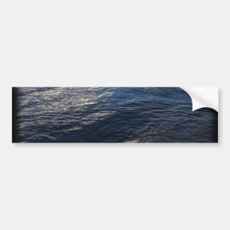 Lake Erie Waters Bumper Sticker
