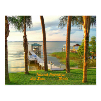 Lake Eustis Postcard