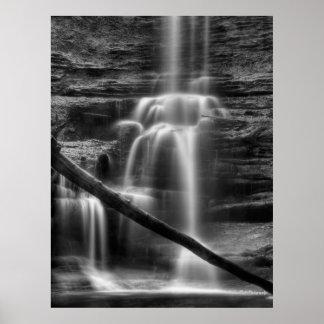 Lake Falls Poster