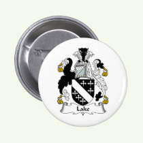 Lake Family Crest Button