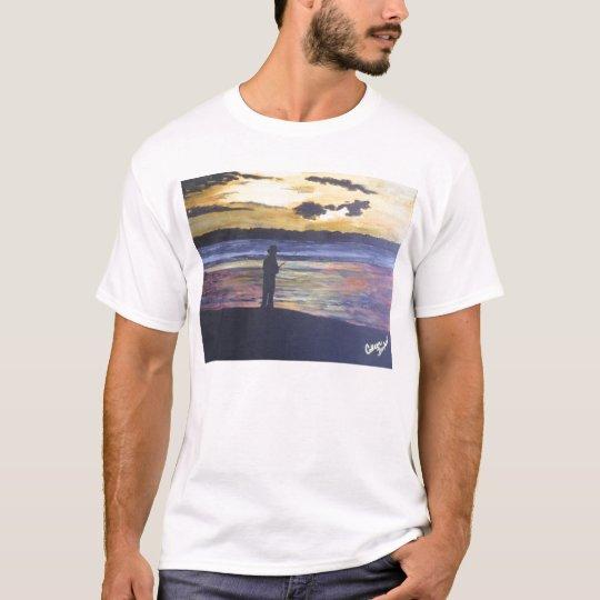 Lake fishing T-Shirt