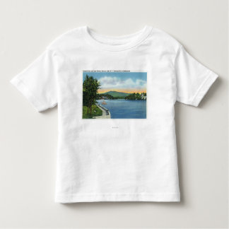 Lake Flower, Scarface Mt in Distance Tshirts