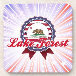 Lake Forest, CA Beverage Coaster