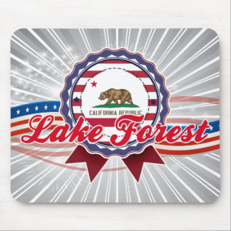 Lake Forest, CA Mouse Pad