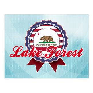 Lake Forest, CA Post Card
