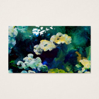 Lake Forest Flowers Business Cards Floral Interest