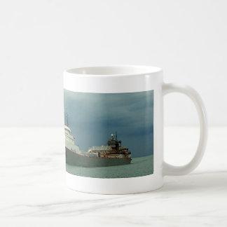 Lake freighter squall mug