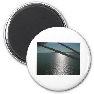 Lake from a Sea Plane Fridge Magnets