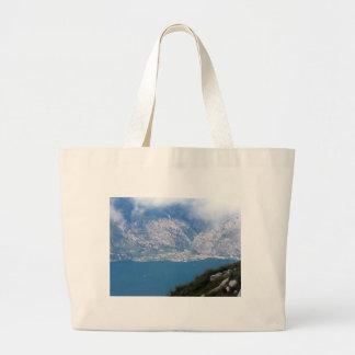 Lake Garda Large Tote Bag