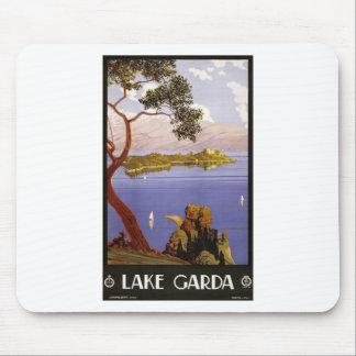 Lake Garda Mouse Pad