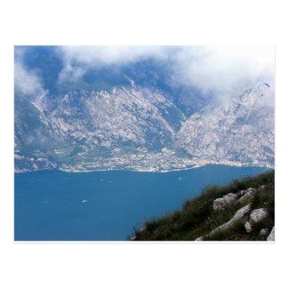 Lake Garda Postcard