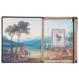 Lake Geneva and Mount Blanc Joseph Mallord William Cases For iPad