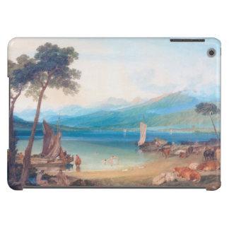 Lake Geneva and Mount Blanc Joseph Mallord William iPad Air Case