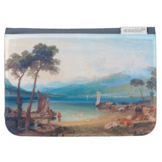 Lake Geneva and Mount Blanc Joseph Mallord William Case For The Kindle